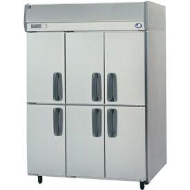 【送料無料】新品!パナソニック(旧サンヨー) 冷蔵庫 W1460*D650*H1950 SRR-K1561-3(旧 SRR-K1561V-3)