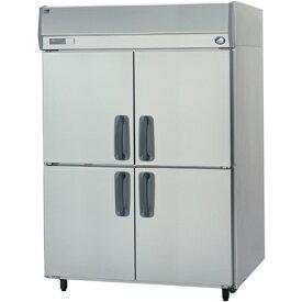 【送料無料】新品!パナソニック(旧サンヨー) 冷蔵庫 W1460*D800*H1950mm SRR-K1583S (旧 SRR-J1583VSA)