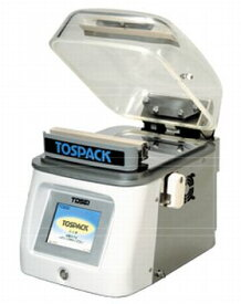 【送料無料】新品!東静電気 トスパック 真空包装機(卓上型タッチパネルタイプ) V-282