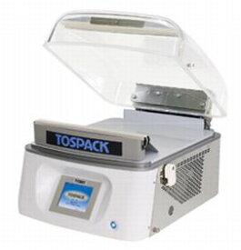 【送料無料】新品!東静電気 トスパック 真空包装機(卓上型タッチパネルタイプ) V-482