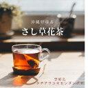 さし草 花茶(ティーバック15包 2パックセット)沖縄自生・地産のハーブ茶 栄養成分豊富な至高の健康茶