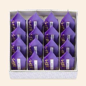 紫珠の香 16個入[宗家源吉兆庵]