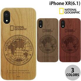【マラソンクーポン有り】 [ネコポス送料無料] National Geographic iPhone XR 130th Anniversary case Nature Wood ナショナル ジオグラフィック (iPhoneXR スマホケース) [PSR]