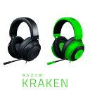 【キャッシュレス5%還元】 [あす楽対応] Razer Kraken 有線 ゲーミングヘッドセット レーザー (ヘッドセット) RZ04-02…