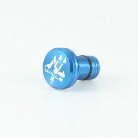 【キャッシュレス5%還元】 [ネコポス可] GILD design EVA Earphone jack cover(WILLE)ブルー # GAEVW-200BL ギルドデザイン (イヤホンジャックアクセサリー ) [PSR]