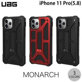 【マラソンクーポン有り】 [ネコポス送料無料] UAG iPhone 11 Pro MONARCH コンポジットケース ユーエージー (iPhone11Pro スマホケース) [PSR]