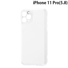 [ネコポス発送] Ray Out iPhone 11 Pro ハイブリッドガラスケース 精密設計 マットクリア # RT-P23CC12/MCM レイアウト (iPhone11Pro スマホケース) [PSR]