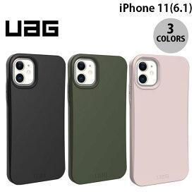 【マラソンクーポン有り】 [ネコポス送料無料] UAG iPhone 11 OUTBACK 耐衝撃 スリムケース ユーエージー (iPhone11 スマホケース) [PSR]