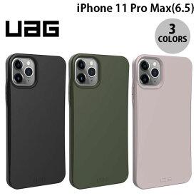【マラソンクーポン有り】 [ネコポス送料無料] UAG iPhone 11 Pro Max OUTBACK 耐衝撃 スリムケース ユーエージー (iPhone11ProMax スマホケース) [PSR]