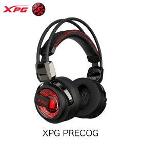 XPG Precog ゲーミングヘッドセット ハイレゾ対応 バーチャル 7.1 サラウンド USB Type-C対応 PS4,Switch対応 # XPG PRECOG エックスピージー (ヘッドホン) [PSR]