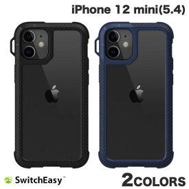 【クーポン有】 [ネコポス発送] SwitchEasy iPhone 12 mini Explorer スイッチイージー (iPhone12mini スマホケース) [PSR]