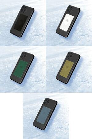 [ネコポス発送]Simplismスマ冷え貼って剥がせるスマートフォン冷却シートシンプリズム(アクセサリー)夏暑さ対策iPhoneAndroid[PSR]