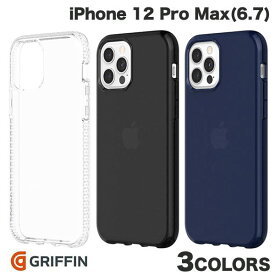 【マラソンクーポン有り】 [ネコポス発送] Griffin Technology iPhone 12 Pro Max Survivor Clear 耐衝撃ケース グリフィンテクノロジー (iPhone12ProMax スマホケース) [PSR]