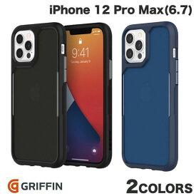 【マラソンクーポン有り】 [ネコポス送料無料] Griffin Technology iPhone 12 Pro Max Survivor Endurance 耐衝撃ケース グリフィンテクノロジー (iPhone12ProMax スマホケース) [PSR]