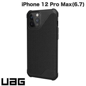 [ネコポス送料無料] UAG iPhone 12 Pro Max METROPOLIS LT 耐衝撃ケース ケブラーブラック # UAG-IPH20LFL-KB ユーエージー (iPhone12ProMax スマホケース) [PSR]