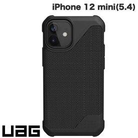 [ネコポス送料無料] UAG iPhone 12 mini METROPOLIS LT 耐衝撃ケース ケブラーブラック # UAG-IPH20SFL-KB ユーエージー (iPhone12mini スマホケース) [PSR]
