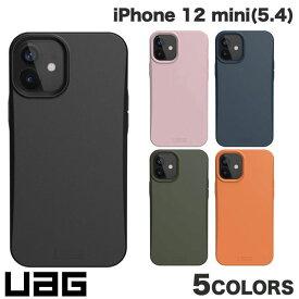 【マラソンクーポン有り】 [ネコポス送料無料] UAG iPhone 12 mini OUTBACK 耐衝撃 スリムケース ユーエージー (iPhone12mini スマホケース) [PSR]