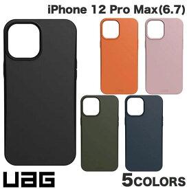 [ネコポス送料無料] UAG iPhone 12 Pro Max OUTBACK 耐衝撃 スリムケース ユーエージー (iPhone12ProMax スマホケース) [PSR]