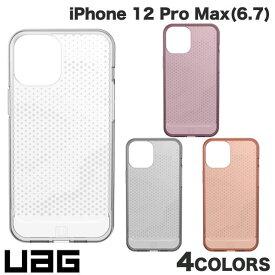[ネコポス発送] UAG iPhone 12 Pro Max U by LUCENT 耐衝撃ケース ユーエージー (iPhone12ProMax スマホケース) [PSR]