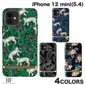【マラソンクーポン有り】 [ネコポス送料無料] Richmond & Finch iPhone 12 mini リッチモンド&フィンチ (iPhone12mini スマホケース) [PSR]