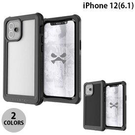 [ネコポス送料無料] GHOSTEK iPhone 12 Nautical 3 IP68防水防塵タフネスケース ゴーステック (iPhone12 スマホケース) [PSR]