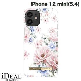 [ネコポス送料無料] IDEAL OF SWEDEN iPhone 12 mini FASHION CASE FLORAL ROMANCE # IDFCS17-I2054-58 アイディアル オブ スウィーデン (iPhone12mini スマホケース) [PSR]