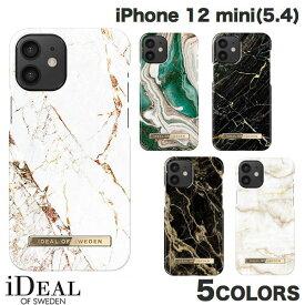 [ネコポス送料無料] IDEAL OF SWEDEN iPhone 12 mini FASHION CASE アイディアル オブ スウィーデン (iPhone12mini スマホケース) [PSR]