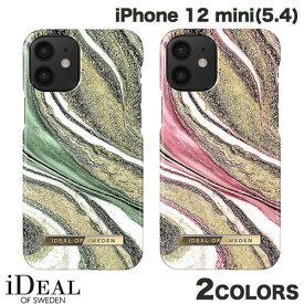 [ネコポス送料無料] IDEAL OF SWEDEN iPhone 12 mini FASHION CASE COSMIC アイディアル オブ スウィーデン (iPhone12mini スマホケース) [PSR]