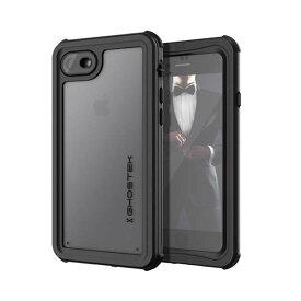 【マラソンクーポン有り】 [ネコポス送料無料] GHOSTEK iPhone SE 第2世代 / 8 / 7 Nautical Black IP68防水防塵タフネスケース # GHOCAS828 ゴーステック (iPhoneSE 第2世代 / 8 / 7 スマホケース) [PSR]