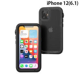 Catalyst iPhone 12 完全防水ケース ステルスブラック # CT-TPIP20M-BK カタリスト (iPhone12 スマホケース) [PSR]