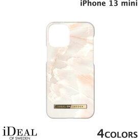 [ネコポス送料無料] IDEAL OF SWEDEN iPhone 13 mini Fashion Case アイディアル オブ スウィーデン (iPhone13mini スマホケース) [PSR]