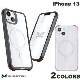 【お得なクーポン有】 GHOSTEK iPhone 13 Covert 6 MagSafe対応 抗菌 タフケース ゴーステック (iPhone13 スマホケース) [PSR]