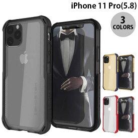 [ネコポス発送] GHOSTEK iPhone 11 Pro Cloak 4 スタイリッシュなハイブリッドケース ゴーステック (iPhone11Pro スマホケース) [PSR]