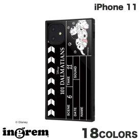 [ネコポス可] ingrem iPhone 11 ディズニーキャラクター 耐衝撃ハイブリッドケース KAKU イングレム (iPhone11 スマホケース) [PSR]
