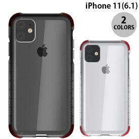 [ネコポス発送] GHOSTEK iPhone 11 Covert 3 シンプルなクリアタフケース ゴーステック (iPhone11 スマホケース) [PSR]