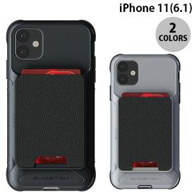 [ネコポス発送] GHOSTEK iPhone 11 Exec 4 カードスロット付きケース ゴーステック (iPhone11 スマホケース) [PSR]
