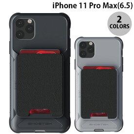 GHOSTEK iPhone 11 Pro Max Exec 4 カードスロット付きケース ゴーステック (iPhone11ProMax バンパーケース) [PSR]