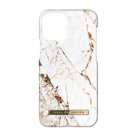 [ネコポス送料無料] IDEAL OF SWEDEN iPhone 13 mini Fashion Case CARRARA GOLD # IDFCA16-I2154-46 アイディアル オブ スウィーデン (iPhone13mini スマホケース) [PSR]