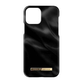 [ネコポス送料無料] IDEAL OF SWEDEN iPhone 13 Fashion Case BLACK SATIN # IDFCSS21-I2161-312 アイディアル オブ スウィーデン (iPhone13 スマホケース) [PSR]
