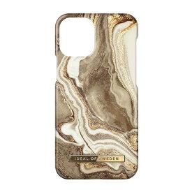 [ネコポス送料無料] IDEAL OF SWEDEN iPhone 13 mini Fashion Case GOLDEN SAND MARBLE # IDFCGM19-I2154-164 アイディアル オブ スウィーデン (iPhone13mini スマホケース) [PSR]