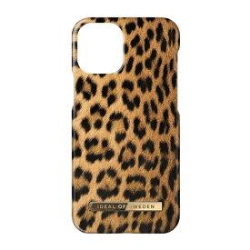 [ネコポス送料無料] IDEAL OF SWEDEN iPhone 13 mini Fashion Case WILD LEOPARD # IDFCS17-I2154-67 アイディアル オブ スウィーデン (iPhone13mini スマホケース) [PSR]