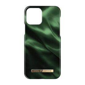 【お得なクーポン有】 [ネコポス送料無料] IDEAL OF SWEDEN iPhone 13 Fashion Case EMERALD SATIN # IDFCAW19-I2161-154 アイディアル オブ スウィーデン (iPhone13 スマホケース) [PSR]