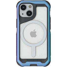 GHOSTEK iPhone 13 mini Atomic Slim 4 MagSafe対応 アルミ合金製スリムケース プラズマ # GHOCAS2842 ゴーステック (iPhone13mini スマホケース) アトミック スリム [PSR]