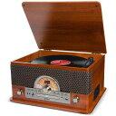 ION Audio Superior LP Bluetooth ワイヤレス再生対応 オールインワン ミュージックプレーヤー # IA-TTS-026 アイオン…