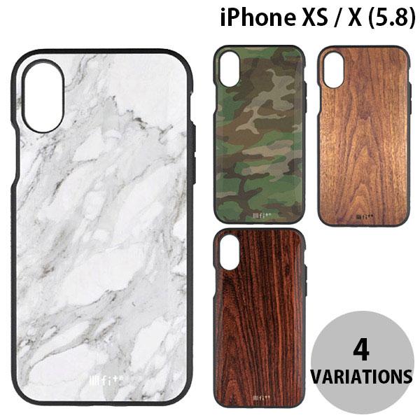 [エントリーで全品最低5倍+クーポン] gourmandise iPhone X IIIIfi+ (イーフィット) PREMIUM グルマンディーズ (iPhoneX スマホケース) [PSR]