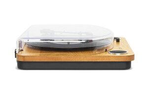 【ポイント最大64倍】  ION Audio Max LP スピーカー内蔵 レコードプレーヤー ウッド調 # IA-TTS-013  アイオンオーディオ  (USBレコードプレーヤー) レコードプレイヤー [PSR]