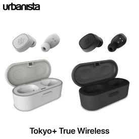[あす楽対応] Urbanista Tokyo+ True Wireless 防水 完全ワイヤレスイヤホン アーバニスタ (左右分離型ワイヤレスイヤホン)