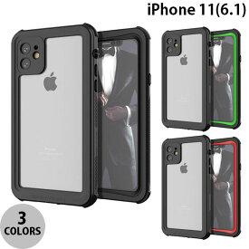【マラソンクーポン有】[ネコポス発送] GHOSTEK iPhone 11 Nautical 2 IP68防水防塵タフネスケース ゴーステック (iPhone11 スマホケース)