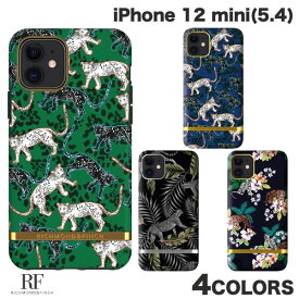 【マラソンクーポン有】[ネコポス発送] Richmond & Finch iPhone 12 mini リッチモンド&フィンチ (iPhone12mini スマホケース)