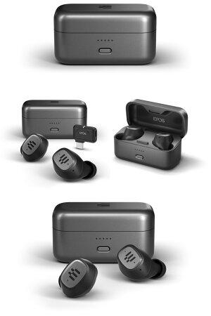 【マラソンクーポン有り】 EPOS GTW-270 Hybrid Bluetooth 5.1 / USB Type-C ドングル aptX LL 対応 IPX5 防水 完全ワイヤレス ゲーミングイヤホン # 1000230  イーポス  (左右分離型ワイヤレスイヤホン)